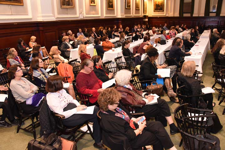 image of attendees to the JALBCA symposium