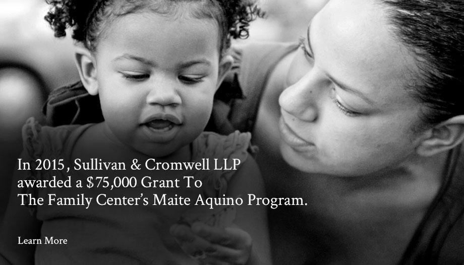 Maite Aquino Family Program