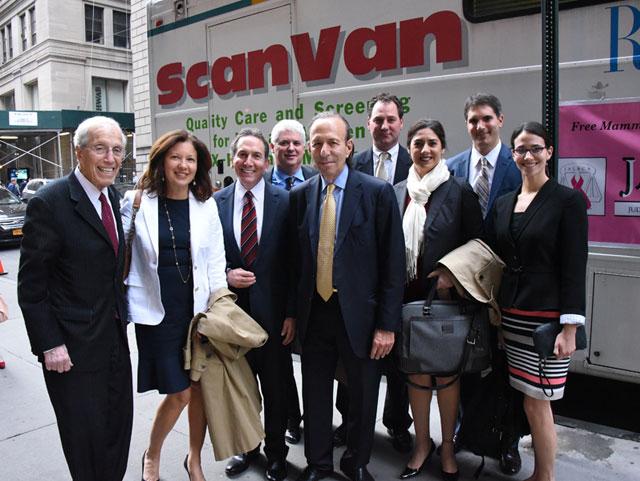 Scan Vans August Newsletter
