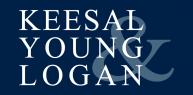 Keesal Young Logan Logo