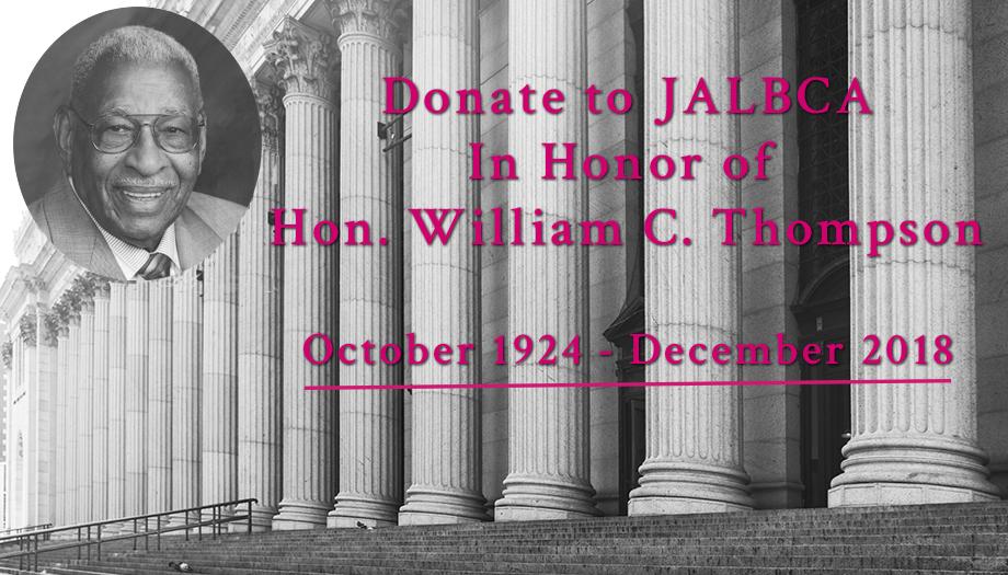 Donate to Judge Thompson