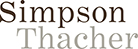 Simpson Thacher logo