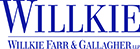 Willkie Farr logo